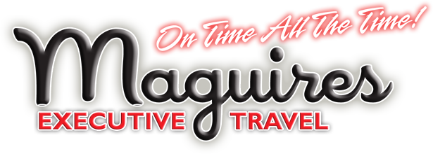 maguires travel logo